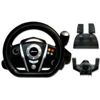 Wholesale All In One Racing Video Game Steering Wheel Wired PC USB For P4/P3/PC/XBOXONE/XBOX360 from china suppliers