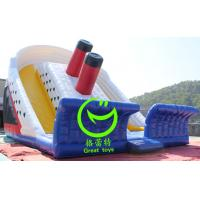 Wholesale Best selling  inflatable titanic  slide  for sale with 24months warranty GT-SAR-1648 from china suppliers