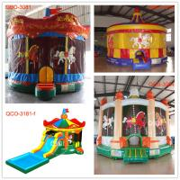 Wholesale Carousel bouncer For Sale from china suppliers