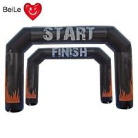Wholesale Cheap inflatable entrance and finish arch for marathon from china suppliers