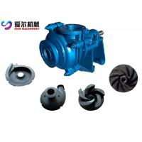 Wholesale Ash Pump Parts Mining Slurry Pumping Systems For Sand Suction / Gold Mining from china suppliers