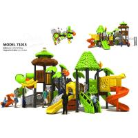 Wholesale Classic Type Childrens Outdoor Slide Gym Play Equipment For 3 - 12 Year Old Kids from china suppliers