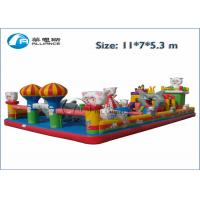 Wholesale inflatable castle maze Promotion inflatable bouncer slide from china suppliers