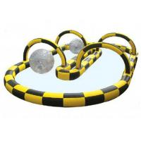Wholesale Durable Inflatable Sports Field Race Track For Playground Amusement Game from china suppliers