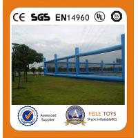 Wholesale inflatable paintball air field,inflatable bunker field from china suppliers