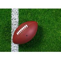 Wholesale 9450 Stitches Rugby Artificial Turf Stem Shape Zebra Color 50 Mm Height from china suppliers