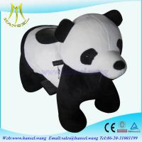 Wholesale Hansel coin operated electrical-animal-toy-car for kids from china suppliers