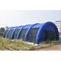 Wholesale 30m Long Large Inflatable Paintball Arena For Outdoor Activity from china suppliers