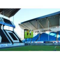 China P8 Stadium Perimeter LED Live Broadcast Screen Display Board High Brightness on sale