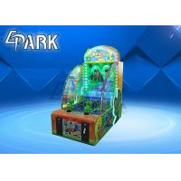 Wholesale Hardware Material Shooting Arcade Machines Frogs Vs Ducks II Simulator Game from china suppliers