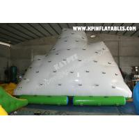 Wholesale Inflatable water iceberg,water game from china suppliers