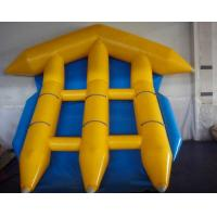 Wholesale Summer Water Park Games Waterproof Inflatable Flying Fish Towable , CE from china suppliers