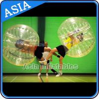 Wholesale CE standard Inflatable Bumper Ball / TPU bubble soccer / Football zorb / Knocker ball from china suppliers