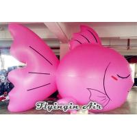 Wholesale Advertising Inflatable Helium Balloon Inflatable Fish for Sale from china suppliers