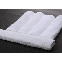 Wholesale 100 Percent Cotton Towel Hotel Bath Mats Square / Oval Shape Non Slip from china suppliers