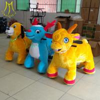 Wholesale Hansel   indoor amusement park equipment kiddie rides coin operated machine from china suppliers