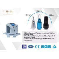 Buy cheap 6 * 140mm Lamp Laser Tattoo Removal Machine 532nm Easy Operation CE Certificatio from wholesalers