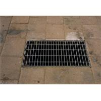 Wholesale Heavy Duty Floor Drain Grate Covers , Stainless Steel Galvanised Drain Cover from china suppliers