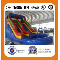 Wholesale 2014 hot sale inflatable water slides for sale from china suppliers