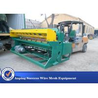 Quality High Speed Welded Wire Mesh Machine , Wire Mesh Weaving Machine Heavy Style for sale