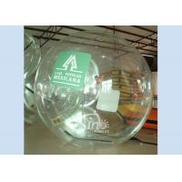 China 2 mts Dia. kids and adults transparent inflatable water walking ball for sale from Sino Inflatables on sale