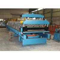 Wholesale Guide Pillar Steel Color Roof Tile Roll Forming Machine High Precsion from china suppliers