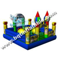 Wholesale Inflatable fun city,Inflatable jumping castle,Inflatable amusement park from china suppliers