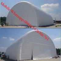 Wholesale giant inflatable tent party tent inflatable marquee giant inflatable dome tent from china suppliers