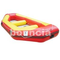 Wholesale 0.9mm Thick (32oz) PVC Tarpaulin River Rafting Boat For Commercial Use from china suppliers