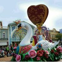 Wholesale Art Swan Animal Fiberglass Sculptures For Landscape Architecture Decoration from china suppliers