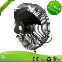 Wholesale Sheet Steel Ventilation Ec Axial Exhaust Fan , Industrial Blower Fans High Volume from china suppliers