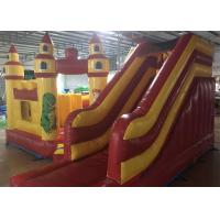 Toddler Commercial Bounce House , PVC 0.55mm Secure Inflatable Fun House