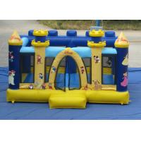 Wholesale Moon Walk Small Inflatable Bounce House , Waterproof Bounce House Party 5 X 4 X 3m from china suppliers