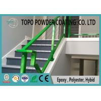 Different Gloss Levels Metal Protective Coating , RAL 1021 Crosslink Powder