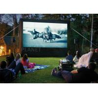 Wholesale 6 Meter Airblown Inflatable Movie Screen PVC Tarpaulin Or Oxford Cloth from china suppliers