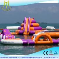 Wholesale Hansel commercial inflatable kids water park sport game from china suppliers