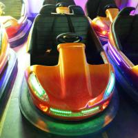 Wholesale Funny Amusement Bumper Cars , Children'S Bumper Cars 1.95*1.1*0.9m from china suppliers