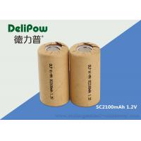 Wholesale 2100mAh Aa Size Rechargeable Battery For Industrial Long Cycle Life from china suppliers