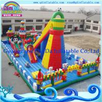 Wholesale High quality customized inflatable bouncer, inflatable castle, bounce house from china suppliers