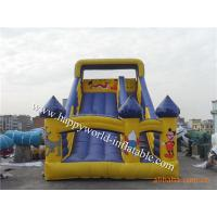 Wholesale Mickey mouse inflatable slide , inflatable stair slide toys , slip n slide from china suppliers