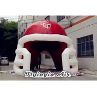 Wholesale Cheap Inflatable Sport Helmet Tunnel for Football Team and Baseball Team from china suppliers