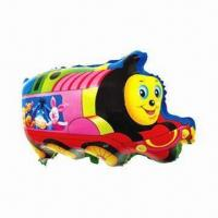 Wholesale Thomas Cartoon Balloon, Two-side Printing, for Party Use, Measures 41 x 63cm from china suppliers