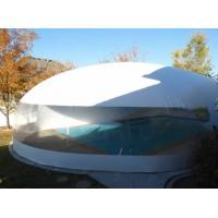 China Water Proof Air Dome Inflatable Outdoor Tent For Swimming Pool on sale