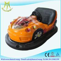 Wholesale Hansel kids coin operated battery bumper car for game center from china suppliers