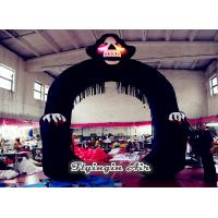 Wholesale Inflatable Demon Arch, Inflatable Skull Entrance, Inflatable Death Tunnel from china suppliers