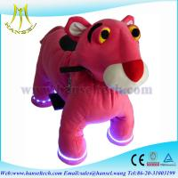 Wholesale Hansel happy rider toys on wheel electric animal battery toy from china suppliers
