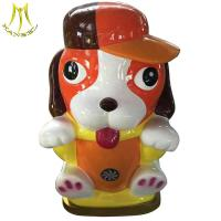 Wholesale Hansel Pup kids games swing rides electric kiddie rides for kids in mall from china suppliers
