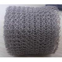 Wholesale Removable Insulation Jacket Knitted Stainless Steel Knitted Wire Mesh Screen For Gasket from china suppliers