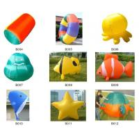 Wholesale Sports Soft Inflatable Balls, Nylon Soft Inflatable Toy, School Outdoor Toys, Soft Inflatable Beach Ball (B004--B012) from china suppliers