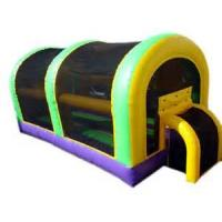 Buy cheap Commercial grade PVC tarpaulin Outdoor Blow up Football Inflatable Sports Games from wholesalers
